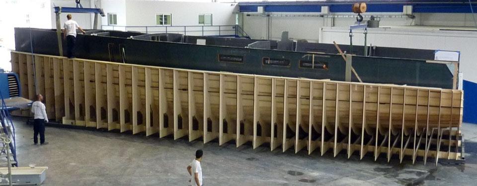 perizie navali costruzione