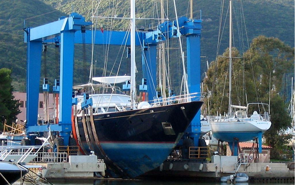 perizia barca