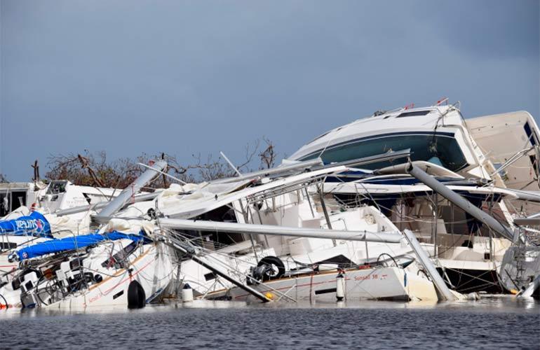 Uragani e Assicurazioni